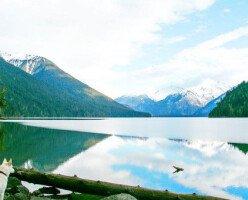 Озеро Чекамус (Cheakamus Lake)