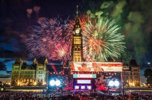 5 способов отметить Новый Год по-канадски