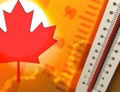 Министерство окружающей среды Канады прогнозирует более теплое и сухое лето в Британской Колумбии