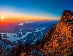 Гора Чиэм (Mount Cheam)