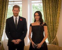 Принц Гарри воссоединился со своей семьей на о. Ванкувер
