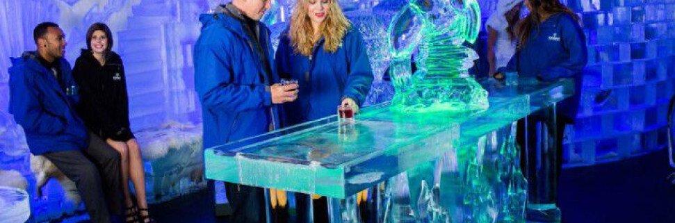 ледовые бары в Канаде