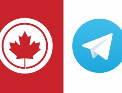 Телеграм каналы о Канаде 2019