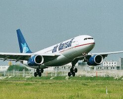 Air Transat планирует возобновить полеты с 23 июля