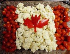 Почти каждый десятый канадец выбирает вегетарианство