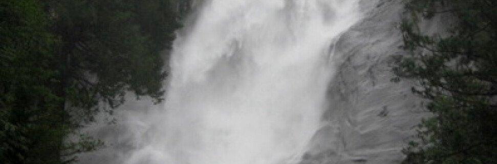 Водопад Аппер Шэннон