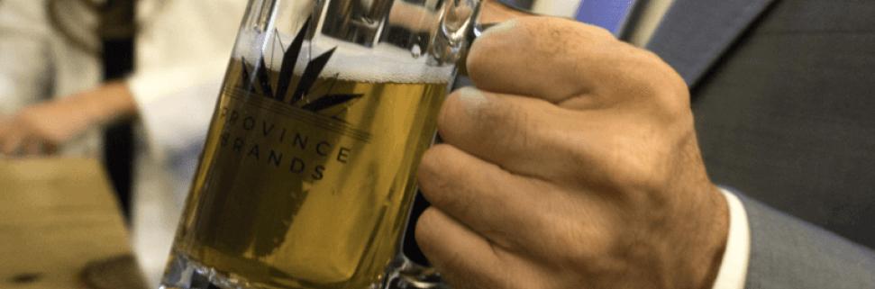 пиво из каннабиса
