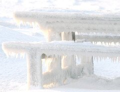 Канаду ожидает долгая, холодная и грязная зима