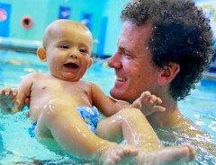 """Плавательный центр """"Водные приключения"""" (Aquaventures Swim Centre)"""