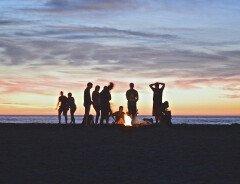 На канадских общественных пляжах могут разрешить употребление алкоголя