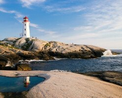 Новая Шотландия: информация о провинции