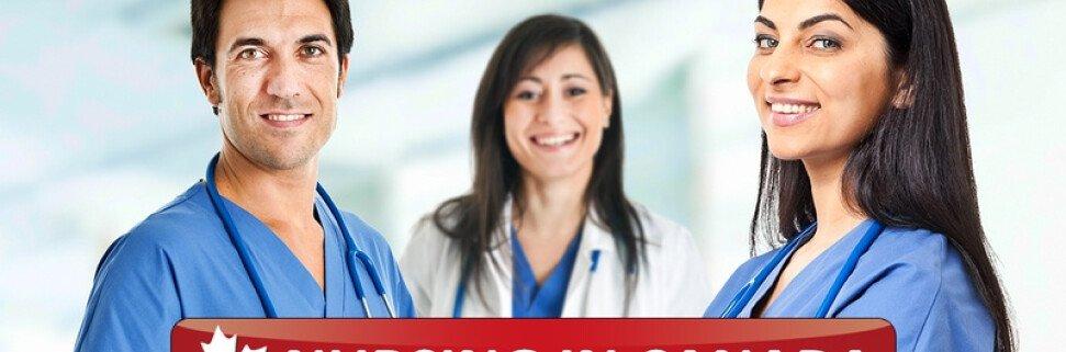Работа медсестрой в Канаде