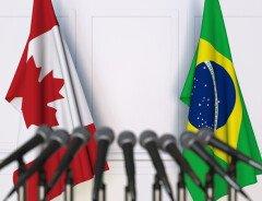 Канадцы смогут ездить в Бразилию без визы