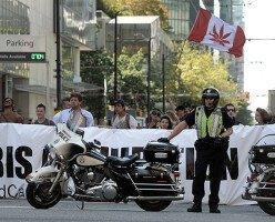 Статуправление Канады раскрыло данные о вождении автомобиля под действием марихуаны