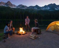 Кемпинг в Британской Колумбии или куда отправиться этим летом? (Часть 1)