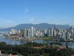 Лучшие смотровые площадки Ванкувера