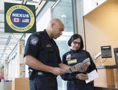 Агент Пограничной службы Канады (CBSA) нарушила Федеральный закон о конфиденциальности