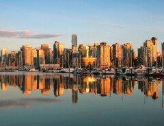 Ванкувер – пятый в списке городов мира по уровню качества жизни