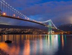 В пилотный проект Британской Колумбии добавлены новые населенные пункты