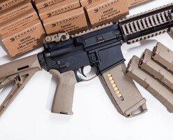 В Канаде введен запрет на оружие военного образца