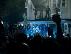 Пировали – веселились, протрезвели – прослезились: подростковая вечеринка в Ванкувере