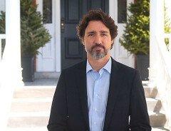 Трюдо призывает канадцев отказаться от расизма в связи с протестами в США