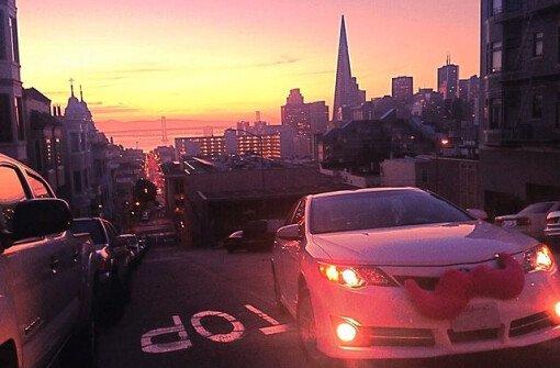 Тарифы на Uber и Lyft в Ванкувере