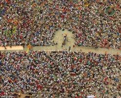 В Ванкувере прошел Мега-митинг Свободы, в котором поучаствовала тысяча человек