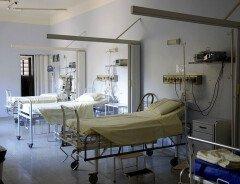 В Канаде во время пандемии много пустых палат в госпиталях