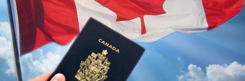 с канадским паспортом без визы