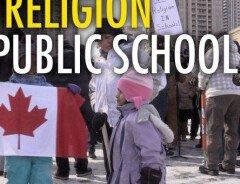 Должны ли мусульмане молиться в канадских школах?