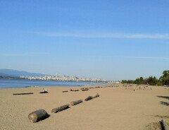 Пляжи Ванкувера: Пляж Джерико (Jericho Beach)