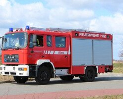 В Виннипеге мужчина угнал пожарную машину и пытался наехать на пешеходов