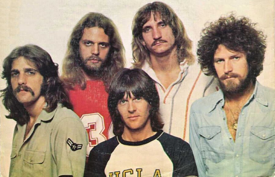 Концерт группы Eagles в Ванкувере!