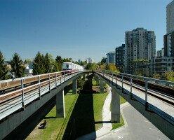 Общественный транспорт в Ванкувере лучший на континенте: TransLink получил престижную премию