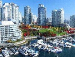 Города Канады возглавили рейтинг лучших для жизни мегаполисов