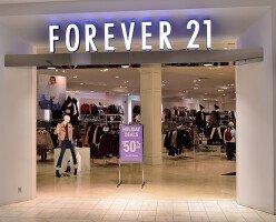 В Канаде закрывается сеть магазинов модной одежды Forever 21