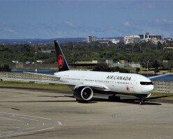 Air Canada отменяет рейсы в Китай до апреля