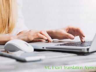 Бюро юридических и медицинских переводов On-line _ V.G. Exact Translation Agency 24/7