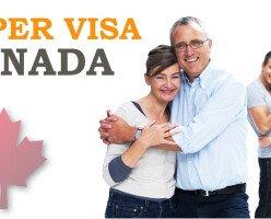 Канадская супер виза для родителей, бабушек и дедушек