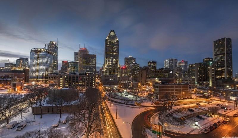 канадский город монреаль