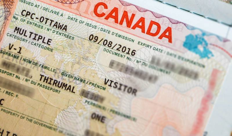 Какие документы нужны для визы в канаду