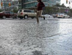 Похолодание, сильный дождь, ветер и бури ожидаются в Ванкувере