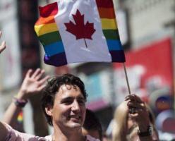 Трюдо извинился перед обществом ЛГБТ за дискриминацию со стороны федералов