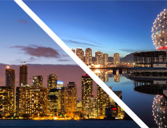 Торонто или Ванкувер? Что лучше? Сравнение городов