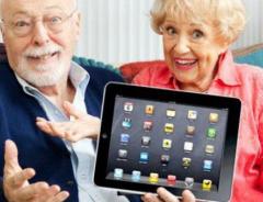 А как Ваши родители справляются с новыми технологиями?