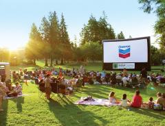 Бесплатное кино на открытом воздухе в Стенли Парке (информация и список фильмов)