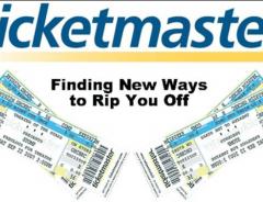 Антимонопольное Бюро Канады выдвинуло иск против Ticketmaster