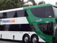 TransLink планирует запустить двухэтажные автобусы в Ванкувере