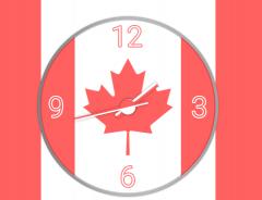 Перевод времени в Канаде знаменует несколько опасных дней на дорогах